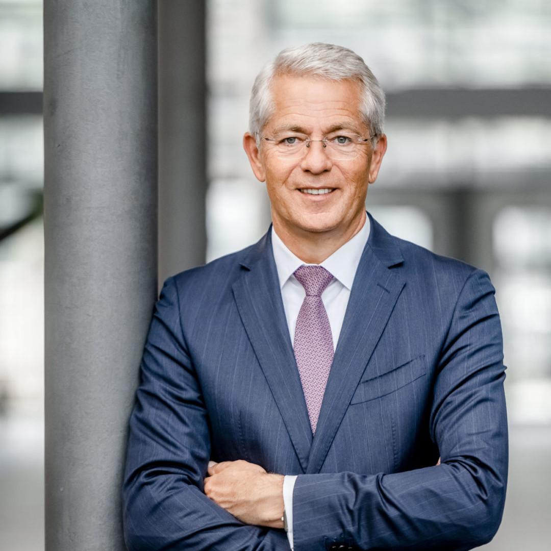 Dr. Stefan Schulte, Vorsitzender des Vorstands Fraport AG