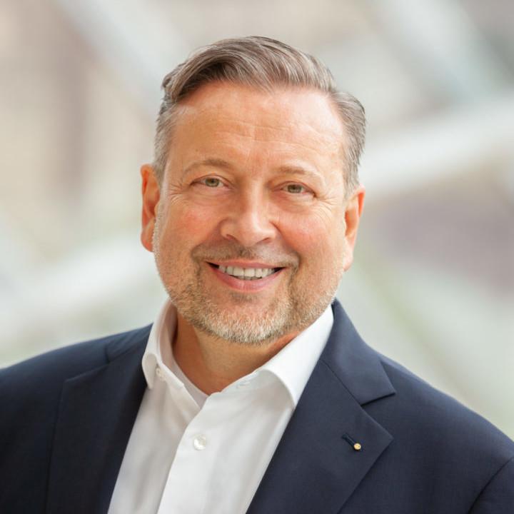 Prof. Knut Ringat, Geschäftsführer und Sprecher der Geschäftsführung RMV