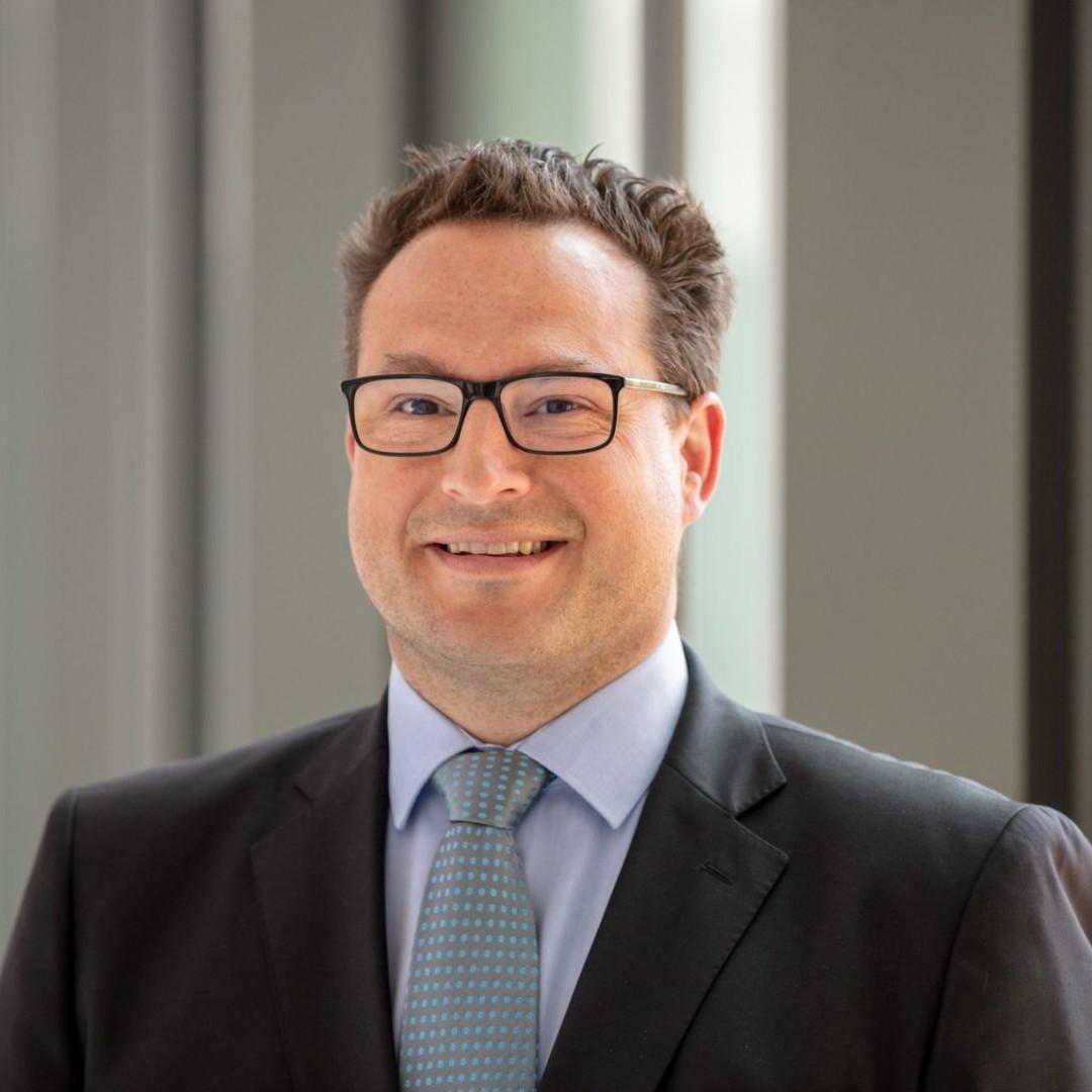 Dr. André Kavai, Geschäftsführer RMV