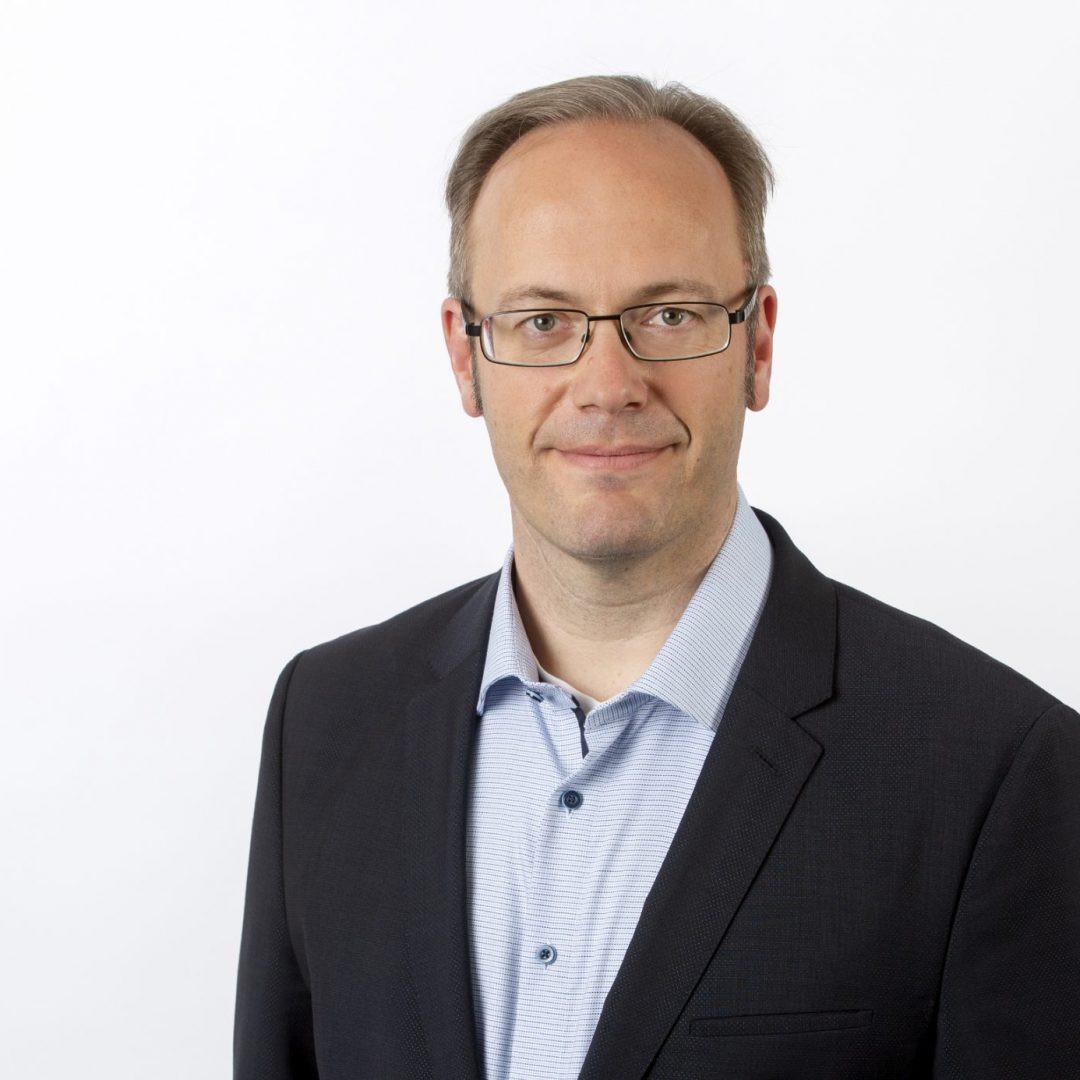 Stefan Tritschler, Geschäftsführer VWI Verkehrswissenschaftliches Institut Stuttgart GmbH